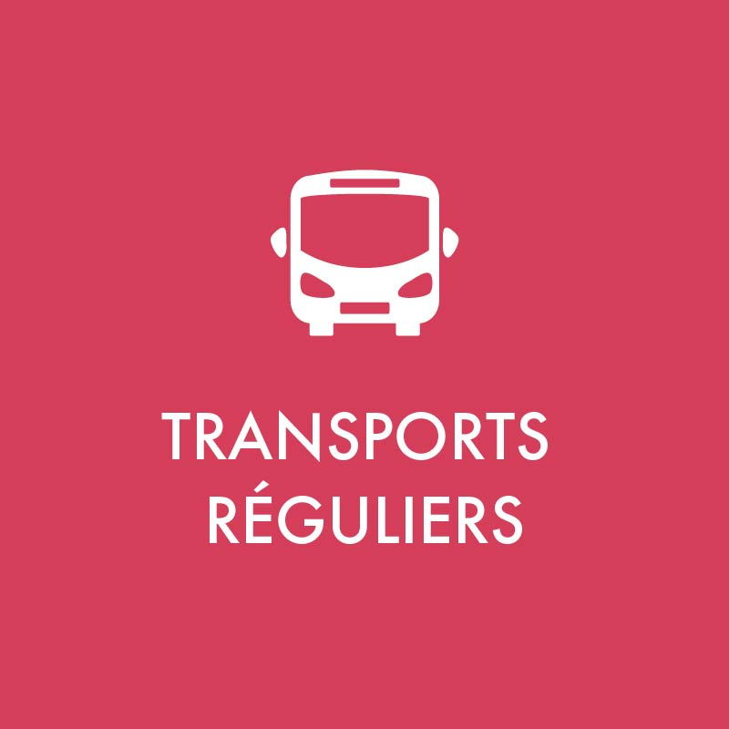 transports reguliers